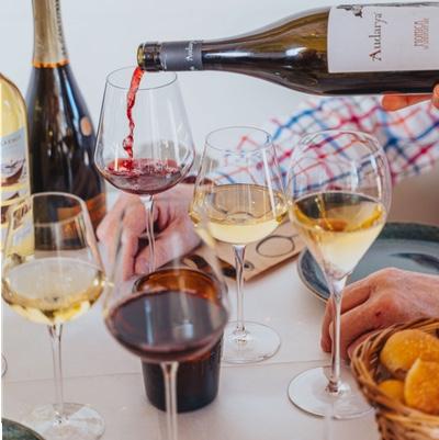 Vinprovning Oliveriet