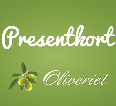 Presentkort Oliveriet