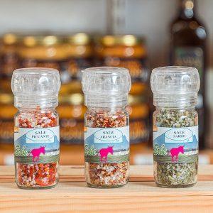 Ekologiskt kryddsalt från Sardinien