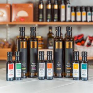 Härliga olivoljor från Sardinien som du hittar på Oliveriet.