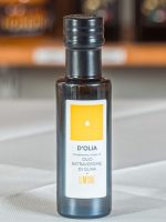 Smaksatt olivolja extra jungfru med citron
