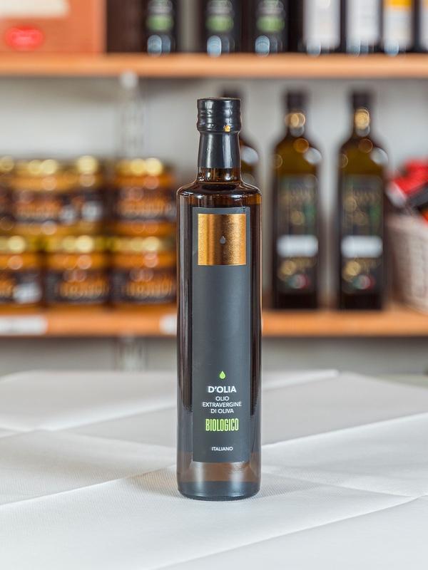 Ekologisk olivolja jungfru från Sardinien 50cl