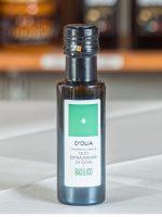 Olivolja extra jungfru smaksatt med basilika