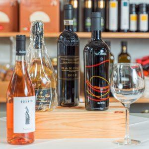 Några viner från Oliveriet.